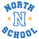 North school logo